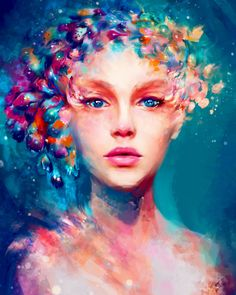 Paradise Lost by Kanamm.deviantart.com on @DeviantArt
