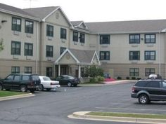 Merrillville (IN) Extended Stay America - Merrillville - US Rte. 30 United States, North America Located in Merrillville, Extended Stay America - Merrillville - US Rte. 30 is a perfect starting point from which to explore Merrillville (IN). The hotel offers a wide range of amenities and perks to ensure you have a great time. Take advantage of the hotel's free Wi-Fi in all rooms, 24-hour front desk, facilities for disabled guests, car park, laundry service. Guestrooms are fitte...