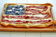 The Perfect Independence Day Pizza