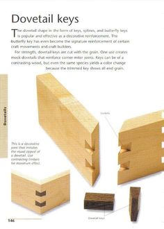 The Joint Book The Complete Guide to Wood Joinery by Pornsak Hanvoravongchai - issuu #woodworkingtools