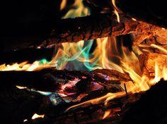 Fire - camp fire