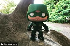 """He failed this city. And I'm giving him the justice he deserves"" -Oliver Queen  One of my favorites characters. . . #funko #funkopop #popfunko #phunkopop #popcollector #originalfunko #popaddict #funkoaddict #popvinyl #dccomics #arrow #greenarrow #oliverqueen"