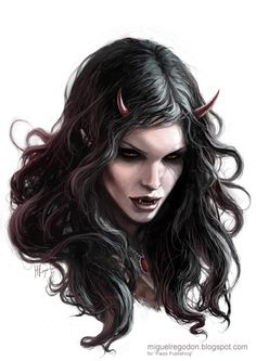 Demon by MiguelRegodon on DeviantArt