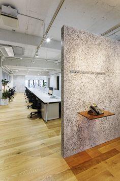 반다이 남코 라이브 포토 사무실«TORAFU ARCHITECTS 트로프 건축가