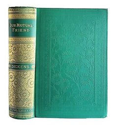Find many great new & used options and get the best deals for Our Mutual Friend by Charles Dickens Ornate Classic Antique Victorian Novel 1885 at the best online prices at eBay! Free shipping for many products! Victorian Books, Antique Books, The Old Curiosity Shop, Whiskey Bottle, Novels, Old Things, Free Shipping, History, Antiques