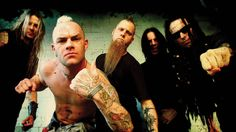 Music - Five Finger Death Punch Wallpaper