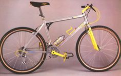 Pace Research original Retro Bikes, Vintage Bikes, Mt Bike, Classic Road Bike, Rolling Stock, Bike Stuff, Bike Design, Bicycles, Mountain Biking
