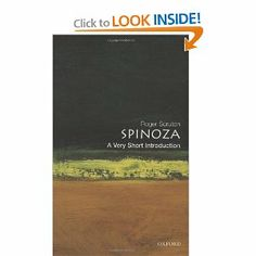 Amazon.com: Spinoza: A Very Short Introduction, by Roger Scruton