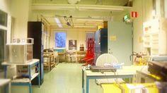 Drömyrket - finska: Rymdforskare