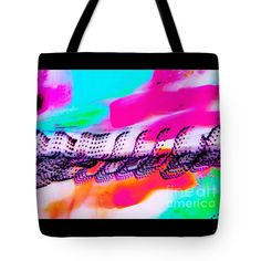 """There was Light Tote Bag 18"""" x 18"""""""