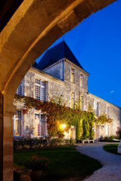 French wedding venue in the town of Bordeaux, France.  ASPEN CREEK TRAVEL - karen@aspencreektravel.com