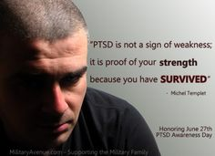 Today (June 27) is National PTSD Awareness Day. Read about 12 Ways You Can Help: http://www.ptsd.va.gov/about/ptsd-awareness/12_ways_to_help.asp and then share this with those in your own community of friends and family.