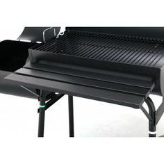 Tepro Biloxi Afsluitbare Houtskool Barbecue / Smoker