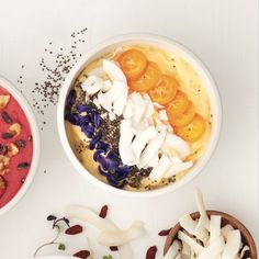 Tropical twist smoothie bowl - Chatelaine More