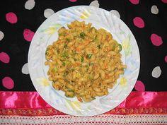 Cuisine of Karachi: Cheese Macaroni چیز میکرونی