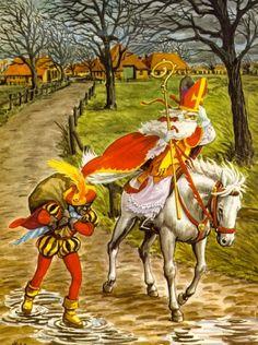 Zachtjes gaan de paarden-voetjes,,,........           lb xxx.