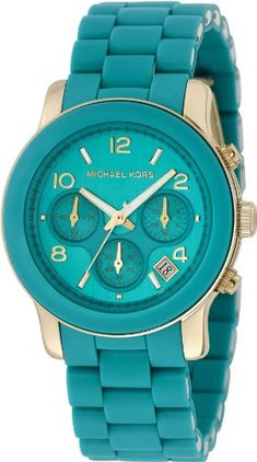 Michael Kors Quartz, Turquoise Dial with Turquoise Stainless Bracelet - Womens Watch MK5266 Michael Kors,http://www.amazon.com/dp/B003I6FCMY/ref=cm_sw_r_pi_dp_CMbLsb0R65CS4BQB