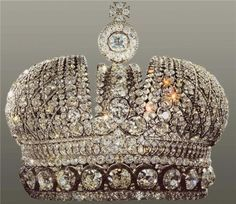 dnkzonecom:  small russian imperial crown