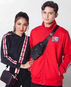 JaDineWearsFH (ctto) Filipino Models, Filipino Girl, Nadine Lustre Fashion, James Reid, Little Boy Fashion, Cute Relationships, Relationship Goals, Partners In Crime, Sweet Couple