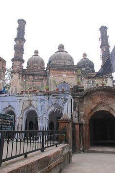 Imambara British Residency Lucknow