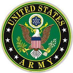 US Army Logo Sign- for my custom wax seal