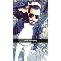 #bday_picha #beard #mustache #glares #ootd #tysm_guyz_fo_ua_best_wishes by _imarofficial_