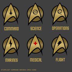 Starfleet Command Patch by hallgarth on DeviantArt