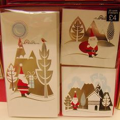 marks & spencer christmas cards
