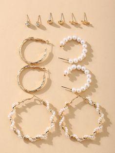 Body Chain Jewelry, Bead Jewellery, Diy Jewelry, Beaded Jewelry, Jewelery, Jewelry Accessories, Jewelry Making, Diy Tassel Earrings, Wire Earrings