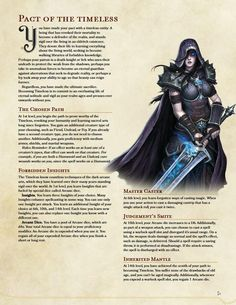 Dnd Paladin, Warlock Dnd, Dungeons And Dragons Classes, Dungeons And Dragons Homebrew, Warlock Class, 5e Dnd, Fantasy World Map, Dnd Dragons, Dnd Races