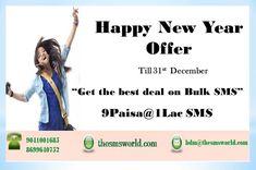 bulk sms offer