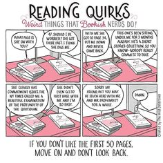 20+ Weird Things That Book Addicts Do
