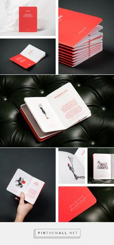 Brand Identity for Grand Ferdinand by Moodley — BP&O... - a grouped images picture - Pin Them All
