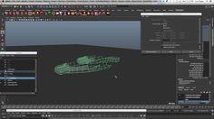 Muestra de mi Programa FX Power User: Maya Dynamics Nivel 1 Semana 6. Inscríbete hoy en vfxlearning.com/spanish