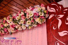 Лучшее оформление свадьбы Флёр де Грёз