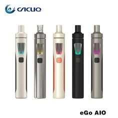 Original Joyetech... Now available on our store http://www.yabizy.com/products/original-joyetech-ego-aio-kit-0-6ohm-1500mah-battery-mod-e-cigarette-kit-with-2ml-atomizer-cheap-e-cigarette?utm_campaign=social_autopilot&utm_source=pin&utm_medium=pin ......Free shipping worldwide on all orders over € 5.