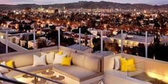 10 Hottest Rooftop Restaurants around L.A. from Zagat.com