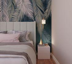 Russian Contemporary Apartment with Boca do Lobo by Ekaterina Lashmano Luxury Homes Interior, Luxury Home Decor, Bedroom Colors, Home Decor Bedroom, Master Bedroom, Grey Room, Contemporary Apartment, Decoration, Double Bedroom