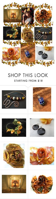 """""""Joyful Gifts"""" by anna-recycle ❤ liked on Polyvore featuring Callas, Cadeau, modern, rustic and vintage"""
