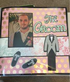 stampncricut: Wedding Album -- page 3