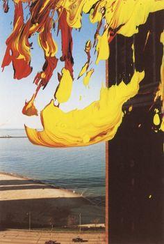 Gerhard Richter • Lake Michigan