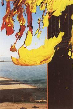 Gerhard Richter • Lake Michigan