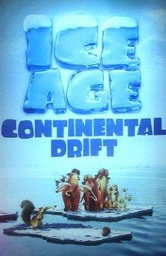 Ice Age 4- Continental Drift