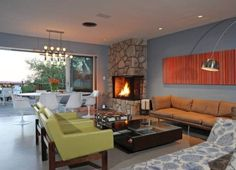 21 Beautiful Mid Century Modern Living Room Ideas | Best Modern ...