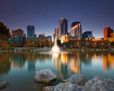 The Waterfront, Calgary, Alberta, Canada