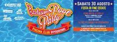 Pool Party in salsa spagnola all'Ippodromo di Cesena con Energy 80 http://www.nottiromagnole.it/?p=13704