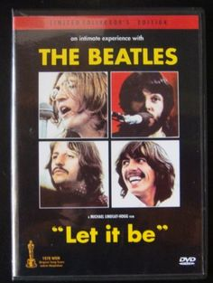 The Beatles – Let It Be (Movie) « Holiday Adds