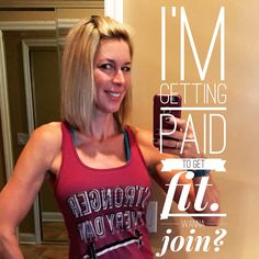 I'm looking for some amazing and motivated people to join my team!  Best part is, you'll improve your health and fitness while you get paid!!!  Message me on my Facebook page for more info!   http://www.facebook.com/pages/Fit-For-Yourselfie-by-Jackie-Kent/775216932535690?ref=hl  Let's end the trend of obesity!!!