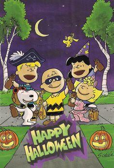 Happy Halloween, Peanuts Comics, Snoopy, Fictional Characters, Art, Art Background, Kunst, Performing Arts, Fantasy Characters