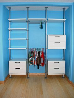 1000 bilder zu walk in closet auf pinterest ikea for Ladenblok ikea